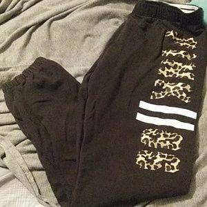 Victoria secret PINK skinny fit sweatpants